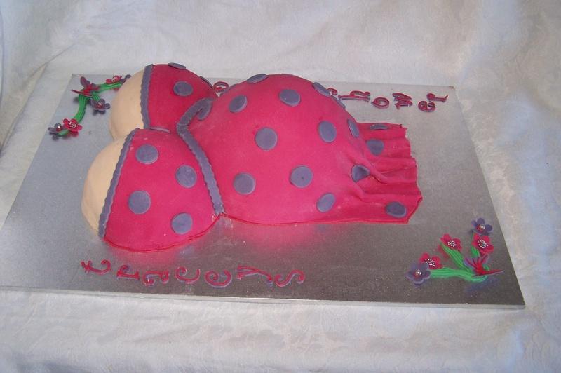 Pin Buttercream Belly Cake Sweet Arts Creations Llc Cake ...